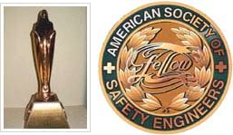 American Society of Safety Engineers Award