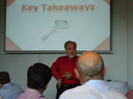 James Kendrick of Kendrick Global Enterprises, talking about Key Takeaways